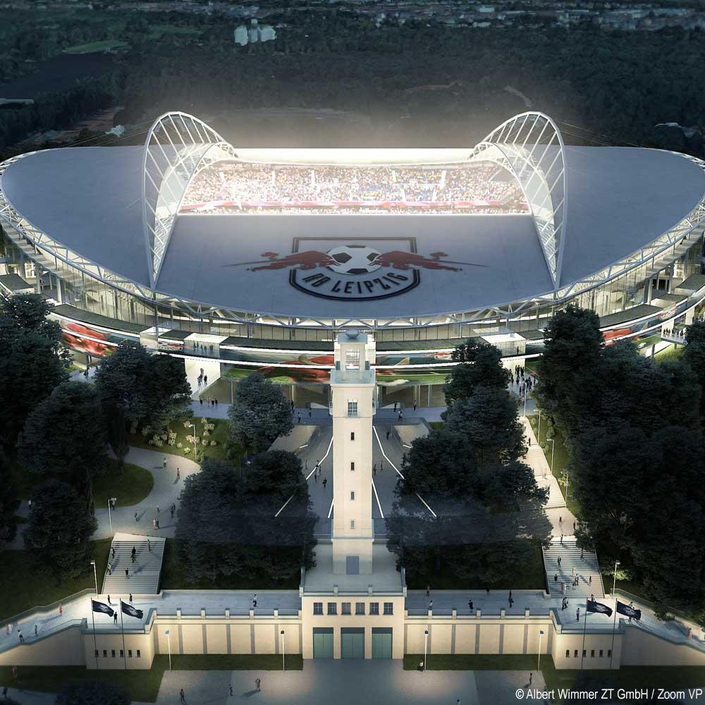 Leipzig Arena Parken